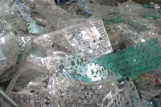 Les matières plastiques des DEEE confiés à Veolia Propreté sont désormais recyclées avec une pureté de 98%