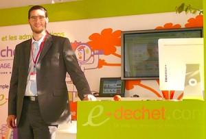 Ludovic Degand, directeur du développement professionnel chez Ecologic