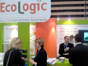 Salon Pollutec 2012 - stand Ecologic