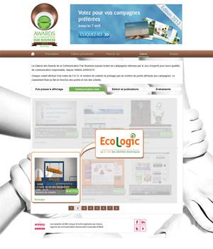 Clip de sensibilisation au recyclage des déchets électriques Ecologic