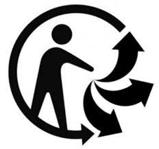 Triman - le logo qui harmonise les consignes de tri
